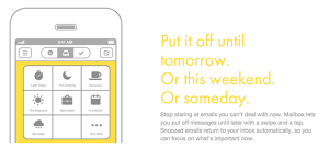 The Perfect Email Subject Line: Desirable or Essential? - image - drawing of phone with lettering