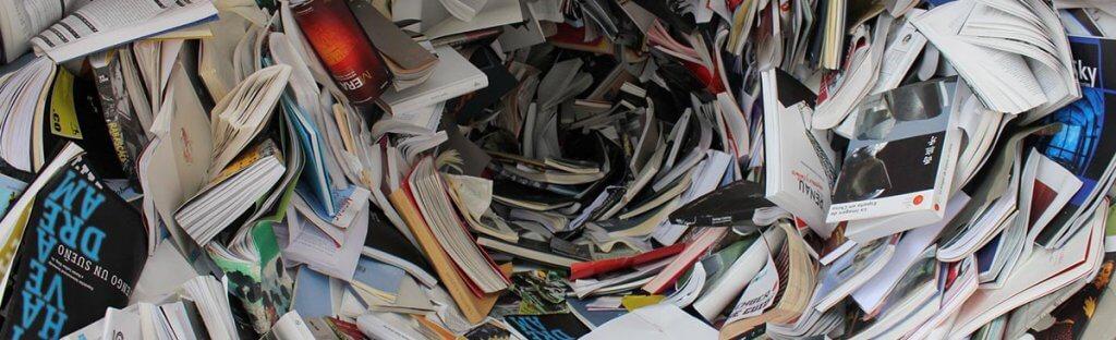 10 Best Books for Entrepreneurs to Read image - vortex of paperback books