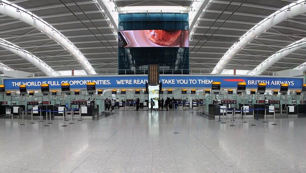 Expanding Your Business: 5 Things to Learn from Heathrow image - panorama of heathrow airport terminal 5