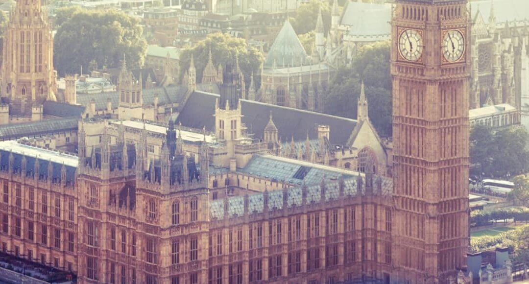 Persons of significant control image - rooftop shot of Big Ben