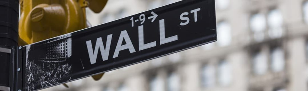 The impact of female entrepreneurship on the economy image - street sign post on wall street