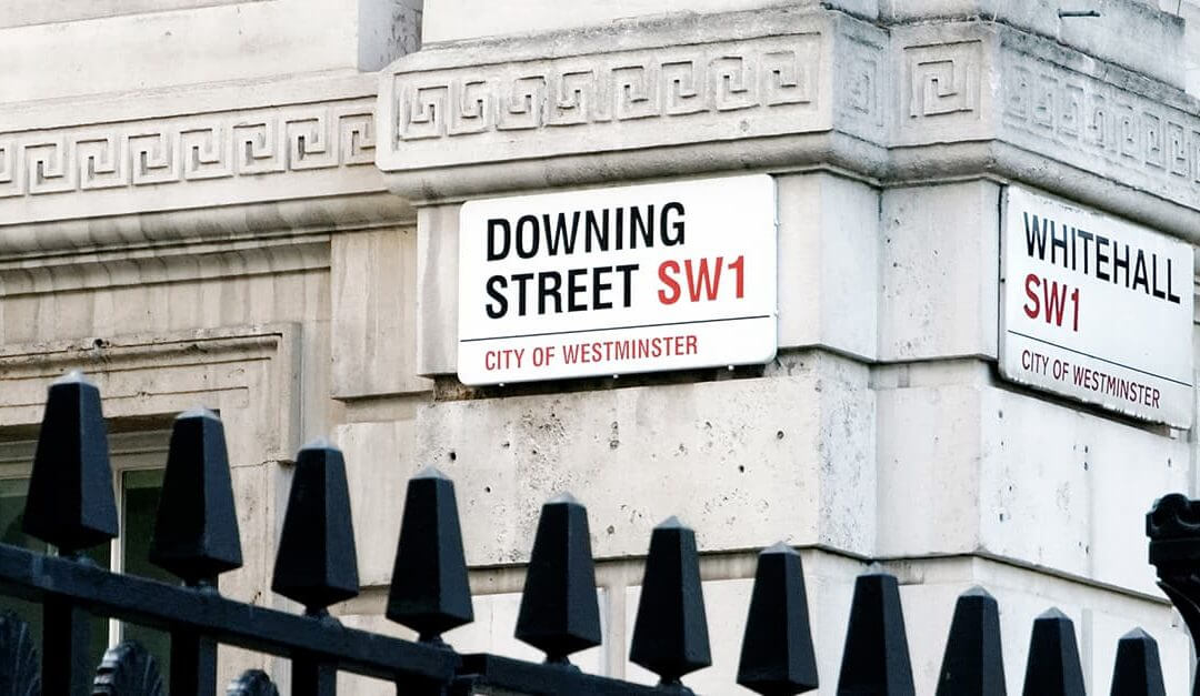 What's Best for British Business? Casting Your Vote in the 2015 General Election - image - Downing street sign on wall